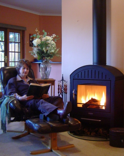 kaggel Fireplace slow combustion Lekker fireplaces braais and décor