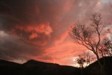 Sunset Ysterberg 25 November 2011 092